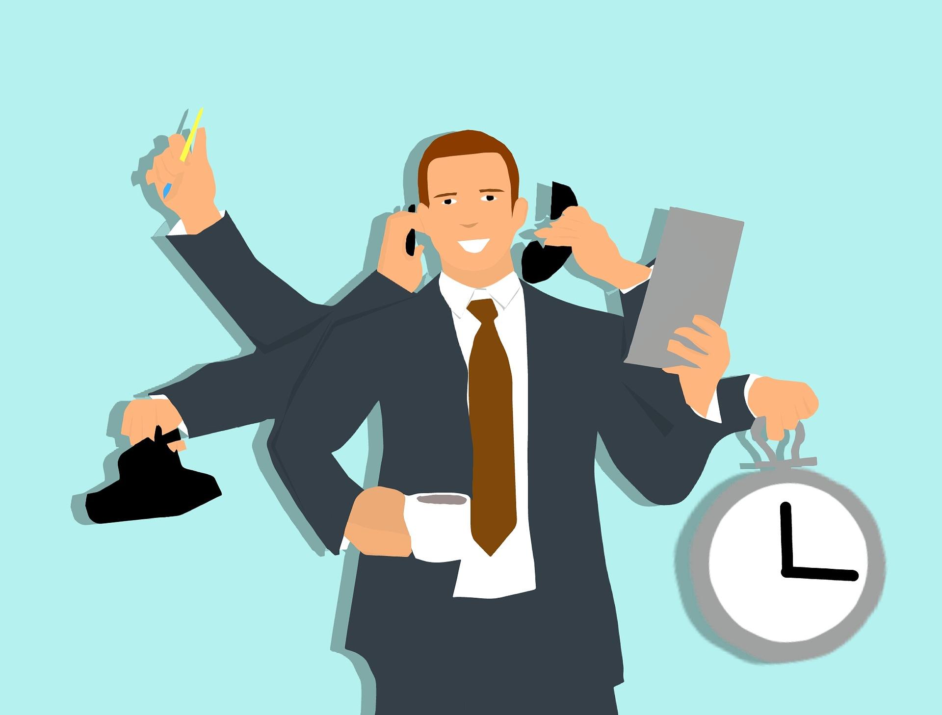 7 Zeitmanagement-Tipps, die Du kennen musst: Damit hat Multitasking endlich ein Ende!